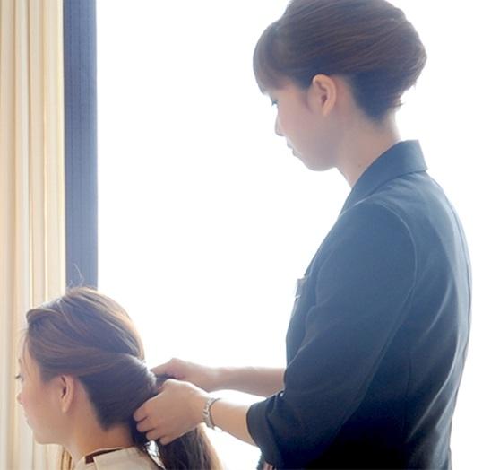 美容師×ヘアメイクのどちらも経験したい