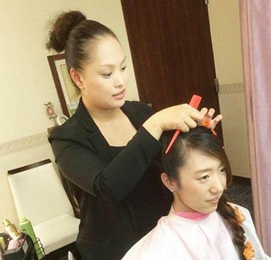 美容師もヘアメイクも出来るヘアのスペシャリスト