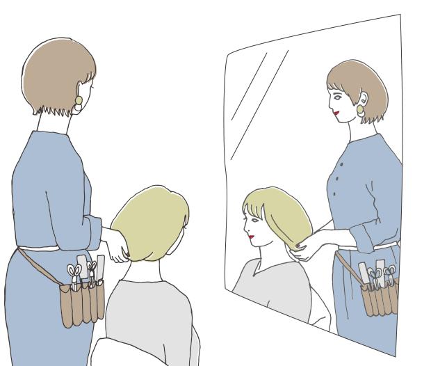 フリーランスで実力試し。お客様を掴め! 『面貸し美容師』